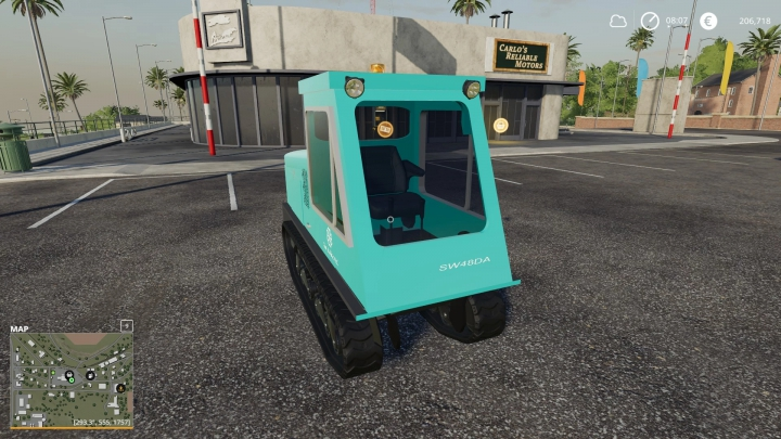 Tractors Bombardier sw48 v1.0.0.0