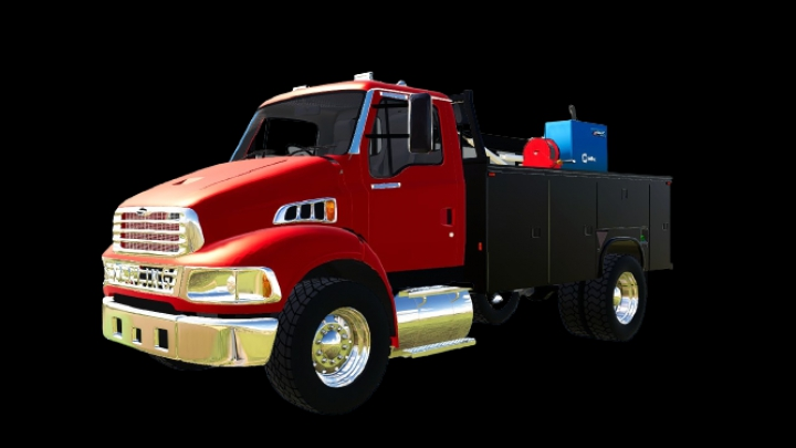Trending mods today: Sterling Acterra service truck