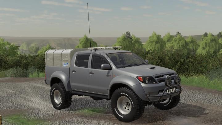 Trending mods today: Toyota Hilux AT38 UK Edit v1.0.0.0