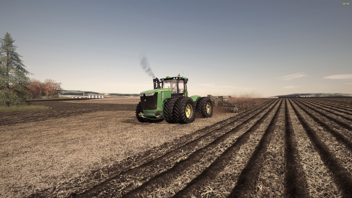 John Deere 9R 2012-2014 Series category: Tractors