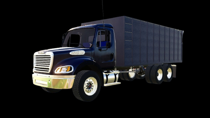 Trending mods today: Freightliner M2 112 (high hood)