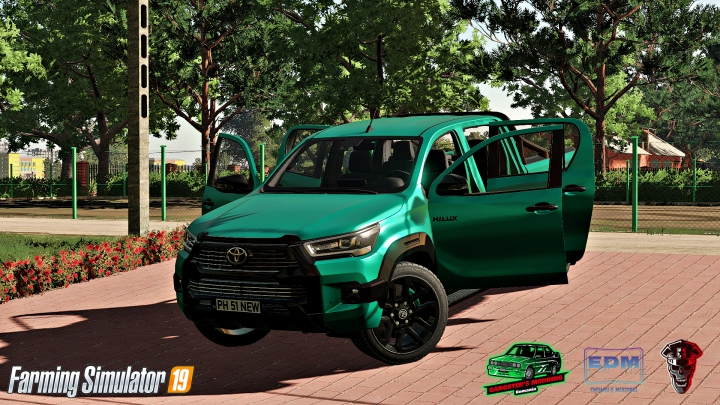 Trending mods today: Toyota Hilux Invincible 2021