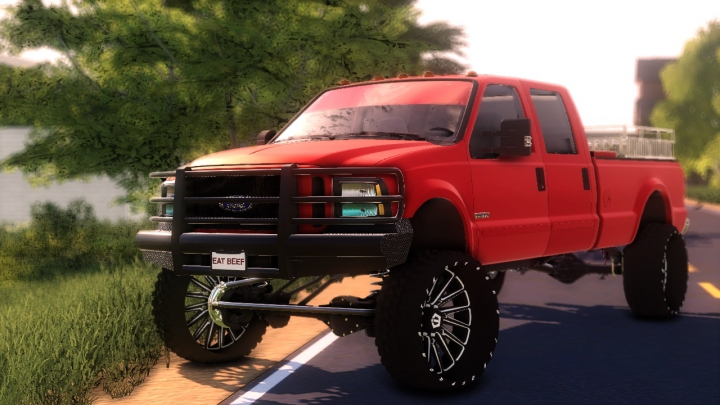 2006 Ford F-350 6.0 category: Cars