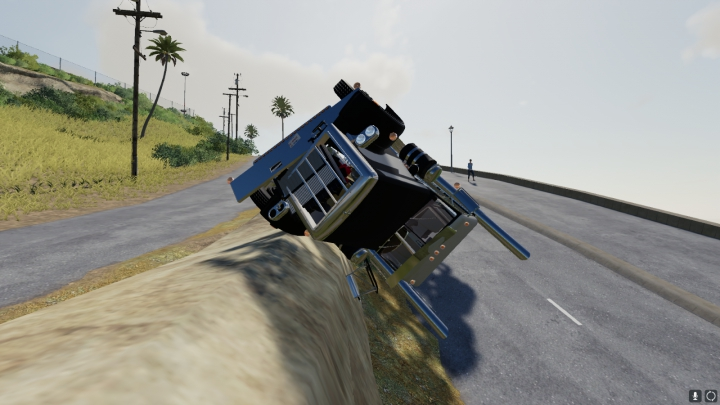 Wrecked 359 category: Trucks