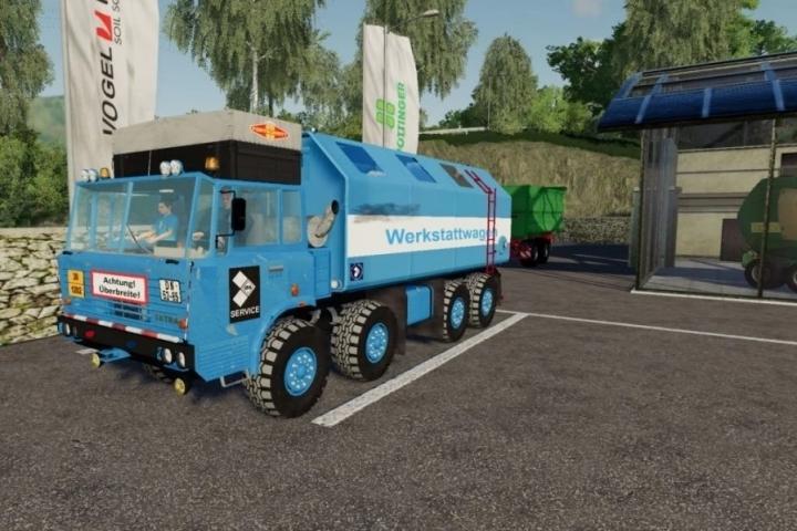 TATRA VIP v1.0.0.0 category: Trucks