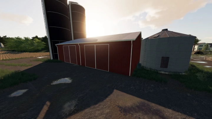 American Life Barn Pack v1.0.0.0 category: Objects