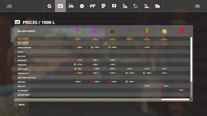 Trending mods today: GC Placeable Refinery and GC Icons By Stevie