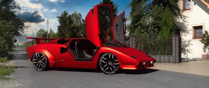 Trending mods today: Lamborghini Countach 1988 v0.9.9.b