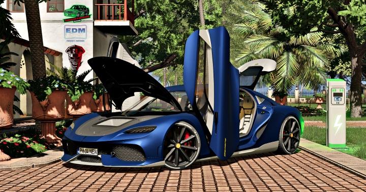 Trending mods today: Koenigsegg Gemera Electric