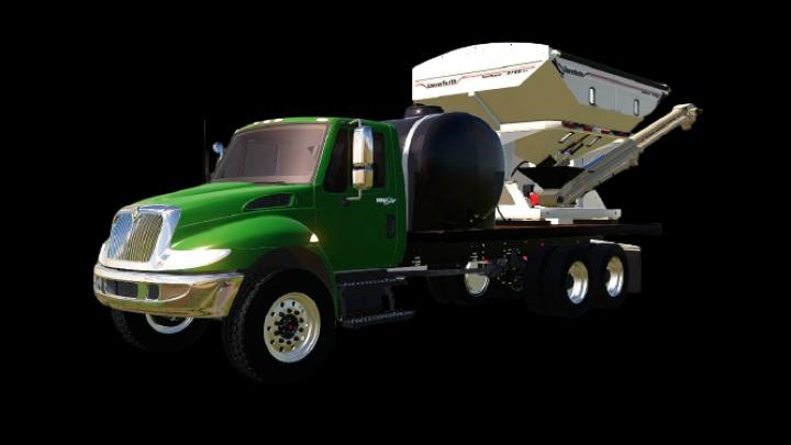 Trending mods today: International Durastar flatbed/AR truck