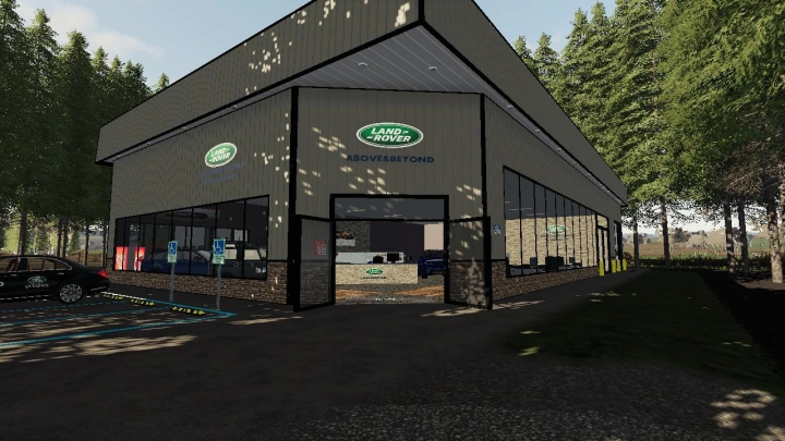 Trending mods today: Greenwich Valley Land Rover Showroom v1.0.0.0