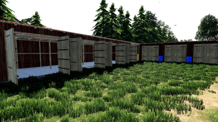 Trending mods today: Big And Medium And Small Sheds v1.0.0.0