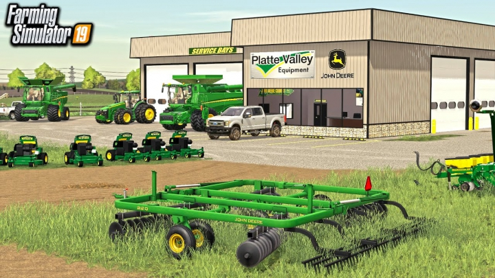 Trending mods today: Platte valley  Dealership 2