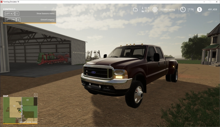 2003 Ford F350 6.0L Powerstroke category: Cars