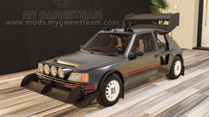 Trending mods today: Peugeot 205 Turbo 1984 v1.1.0.0