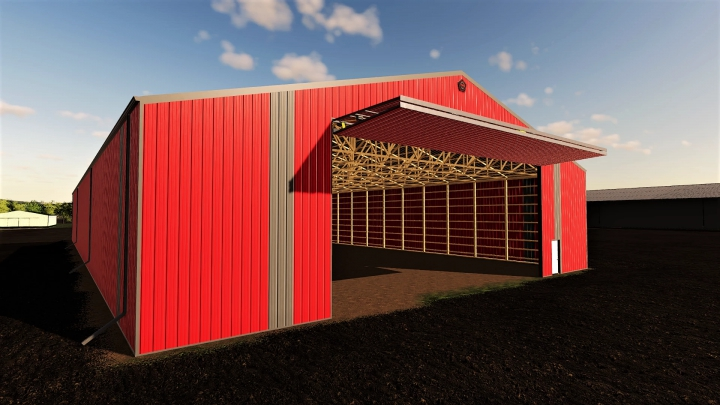 90x200 Shed Pack v1.0.0.0 category: Objects