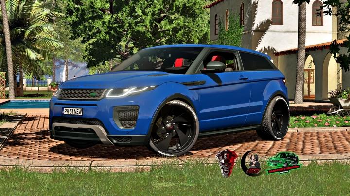 Range Rover Evoque Coupe v1.0.0.0 category: Cars