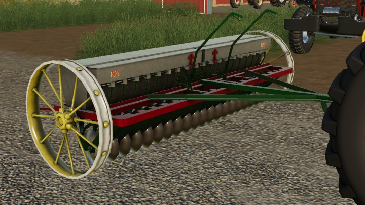Trending mods today: Minneapolis-Moline P3-6 Seed Drill