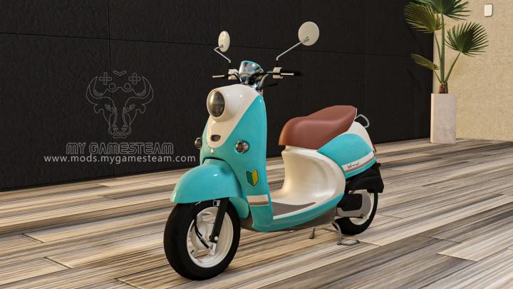 Trending mods today: Yamaha Vino Bike