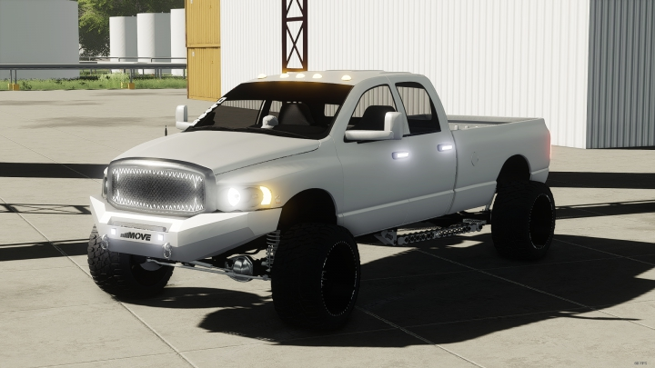 Trending mods today: 2003 Dodge 3500 Edit By Forged