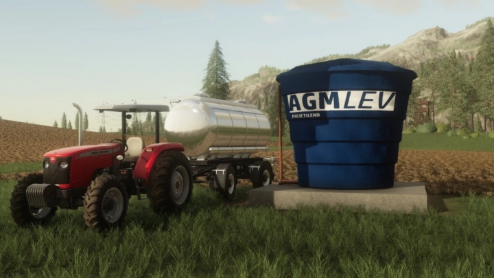 Trending mods today: AGM Water Tank v1.0.0.0