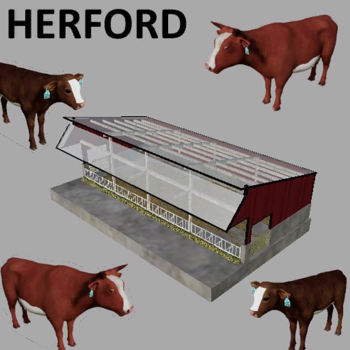 Trending mods today: Herfords