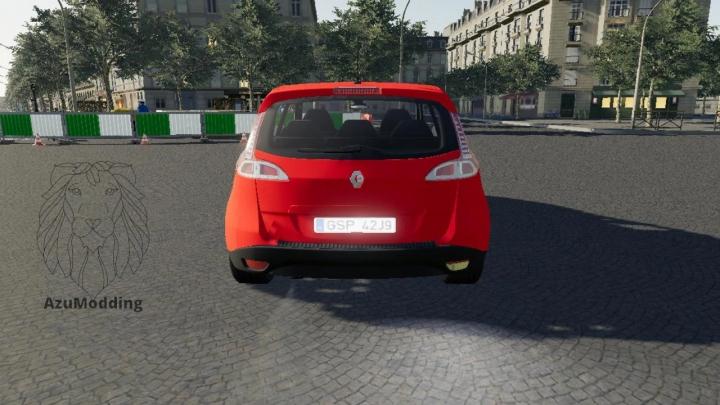 Trending mods today: Renault Scenic 3 v1.0.0.0