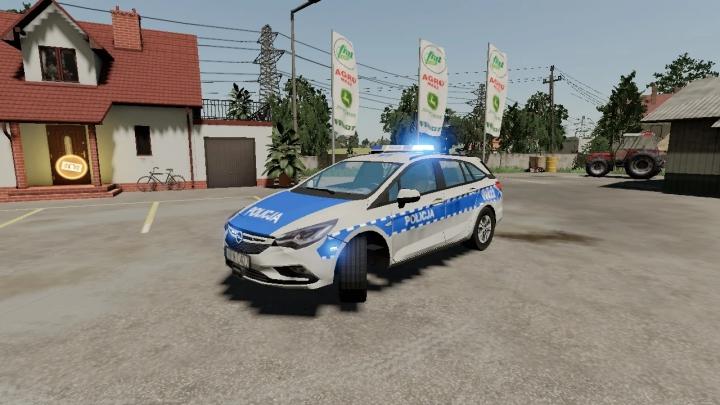Trending mods today: Opel Astra K v0.1